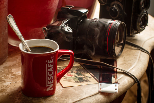 Coffee by Luiz L.