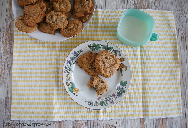 Pinteresting: paleo chocolate-chip cookies