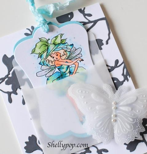 Sassy Flower Fairy 4
