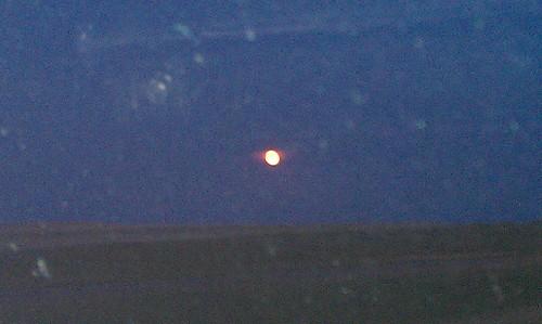 9-30-12 Kansas Prairie Moon 1