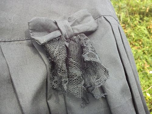 jupe plissée