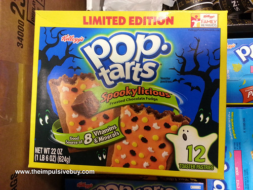 SpookyLicious Pop-Tarts