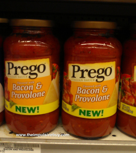 Prego Bacon & Provolone