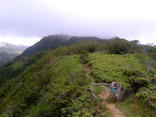 Waihe'e Ridge Hike
