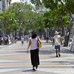 03 Viajefilos en el Prado, La Habana 08