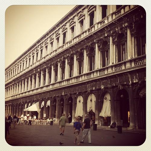 Piazzale San Marco, Venice