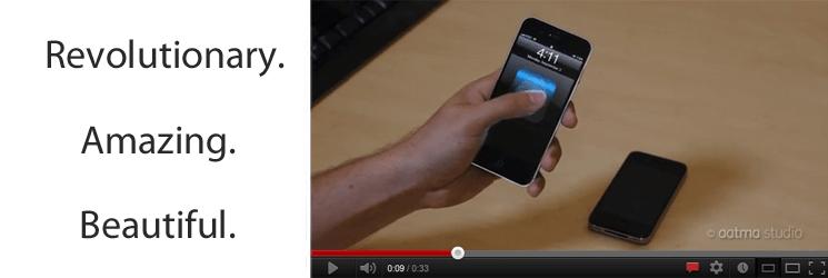 iPhone Fingerprints