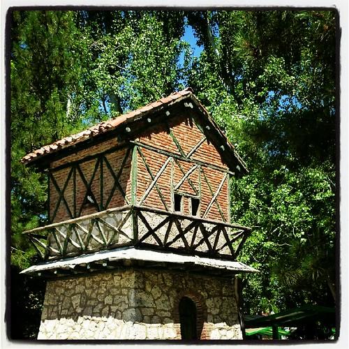 Parque de Jardinillos, Palencia