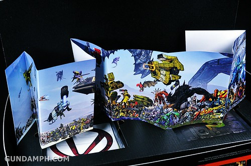 Borderlands 2 Ultimate Loot Chest Limited Edition PS3 Review Unboxing (22)