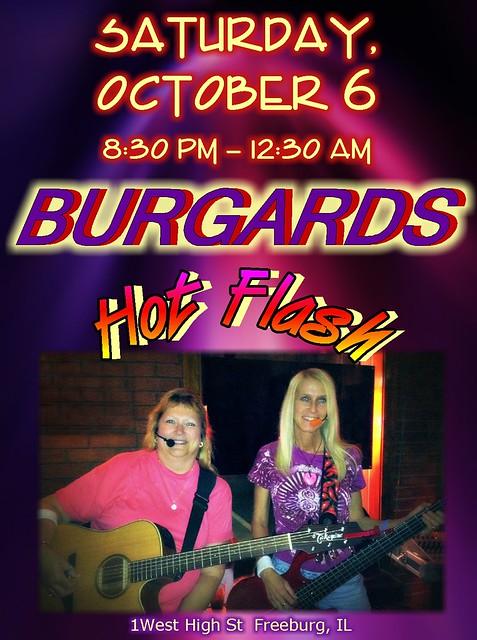 Oct 6 Burgards