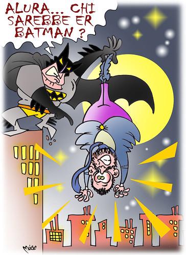 Bat-Fiorito by Moise-Creativo Galattico