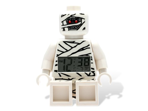 5001352 Monster Fighters Mummy Minifigure Clock