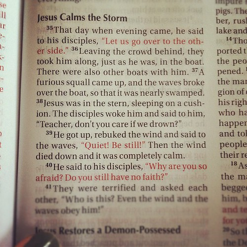 Jesus: Calmer of Anxiety #calm #anxiety by laurenichole89