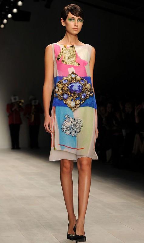 London Fashion Week SS2013