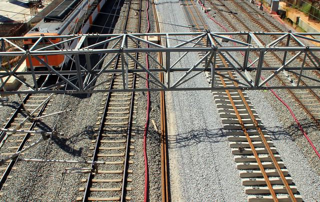 Detalle de las nuevas vías del AVE - 14-09-12