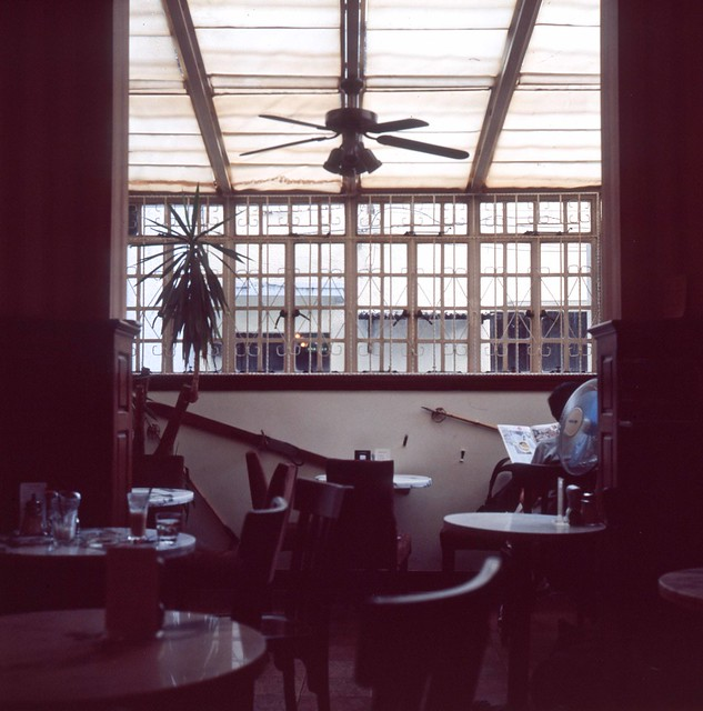 Shanghai French concession - cafe
