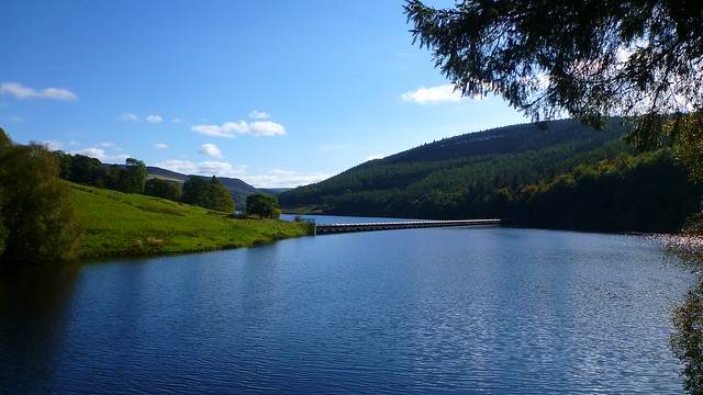 Ladybower Reservoir, Fairholmes