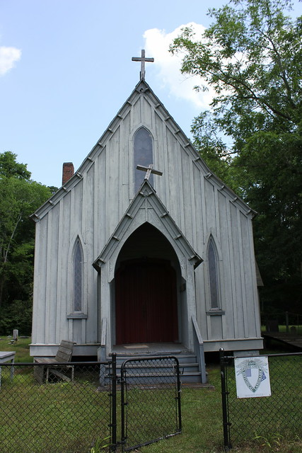 St. John's in the Prairie Episcopal, Forkland AL