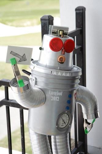 Card robot