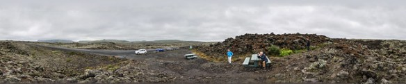 Campo de lava (y musgo) de Eldhraun
