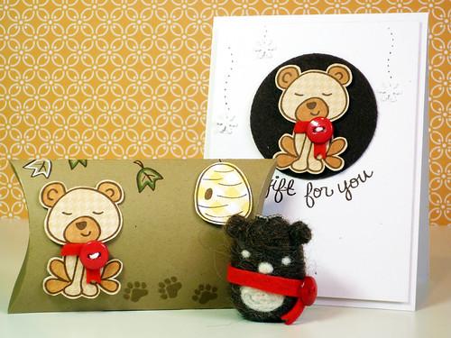 N&T: Little Bear Gift Set