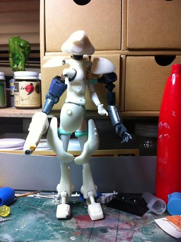 rebuild+ オリジナル神姫