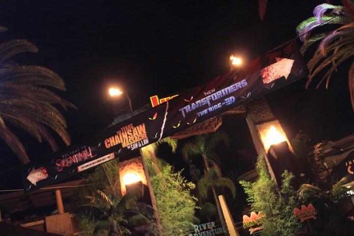 Lowr Lot - Halloween Horror Nights 2012