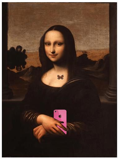 Teenage Mona Lisa?