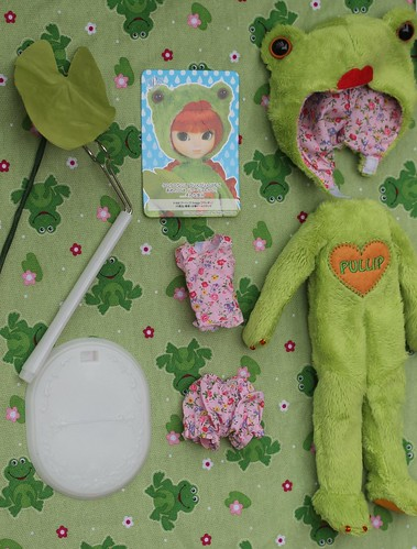 Pullip Froggy Stock