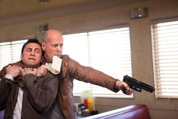 Reseña Looper - Joseph Gordon-Levitt y Bruce Willis