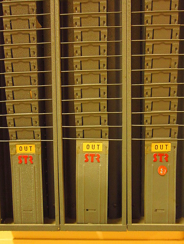 Time Card Slots