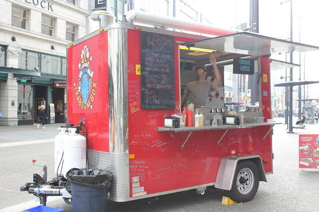 Vancouver Street Food
