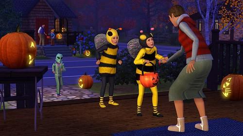 3 More Pics of the Origin Exclusive Seasons Costumes