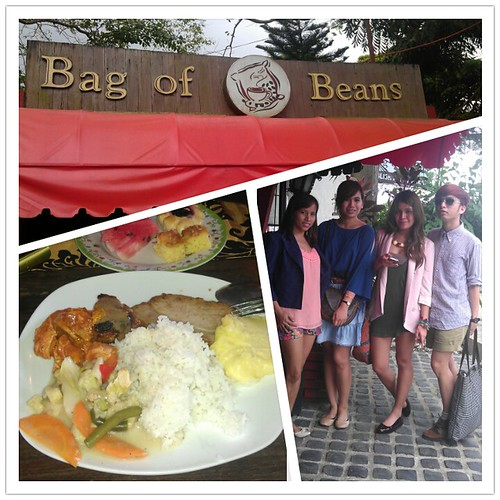 Lunch and Photo walk @ Vag of Beans Tsgaytay