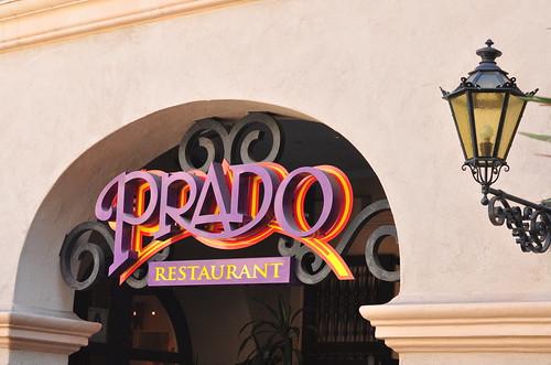 Prado sign