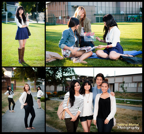 Day 608 - The Back to School Themed Photoshoot by SukhrajB