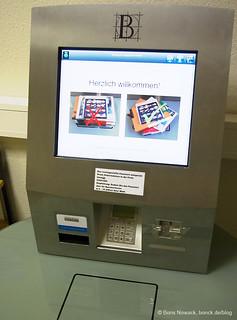 RFID-Ausleihsystem in Berlin