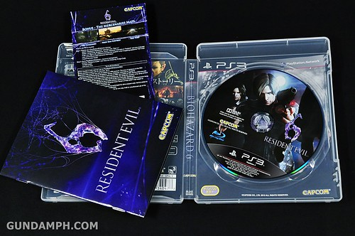 Resident Evil 6 Special Pack Jacket & Shirt PS3 Philippines Release (9)