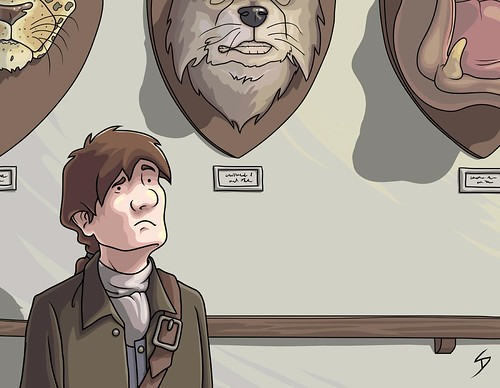 'The Last Bear' 9 by David A Sutton