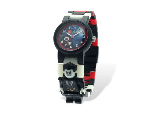 5001375 Monster Fighters Lord Vampyre Minifigure Watch