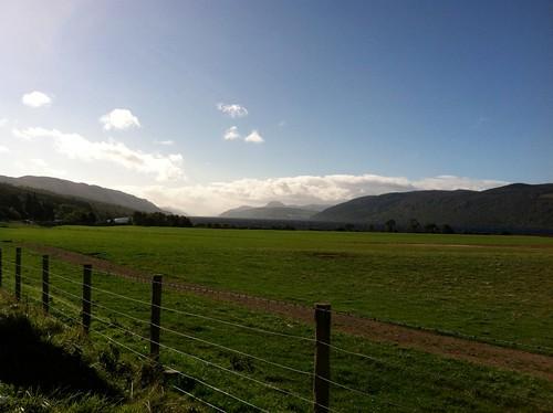 Marathon - End of Loch Ness