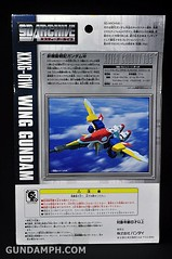 SD Archive Wing Gundam Unboxing Review (2)