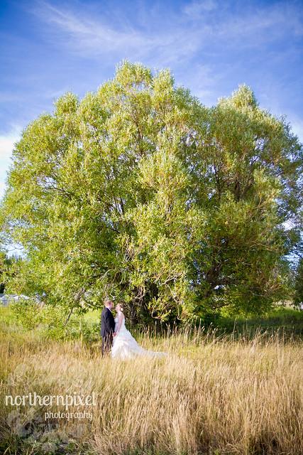 Willow Tree Blackburn Pineview Venue Prince George BC Wedding