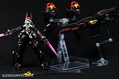 Armor Girls Project Laura Bodewig Schwarzer Regen Infinite Stratos Unboxing Review (60)