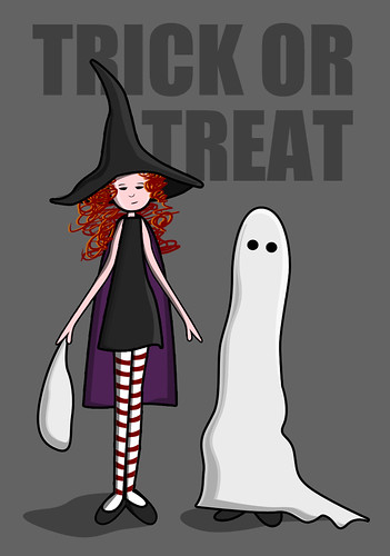 trick or treat by KT❤