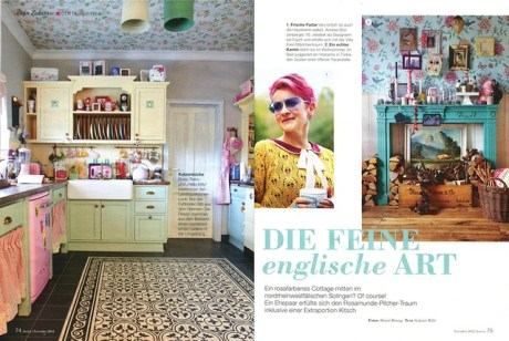 German Laviva Magazine Article