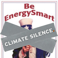 Climate Silence on Uncle Sam