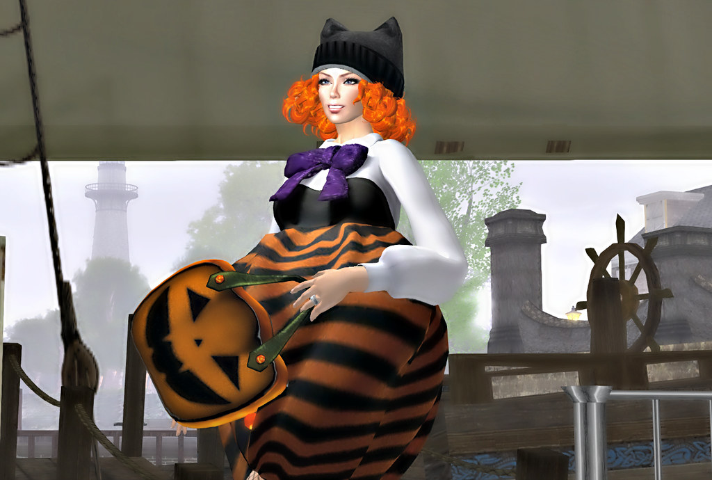 Pumpkin Swagga with AMERIE, :SEY and *{ SeVered GarDeN }*