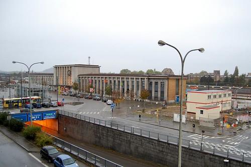 Bergen, Centraal Station