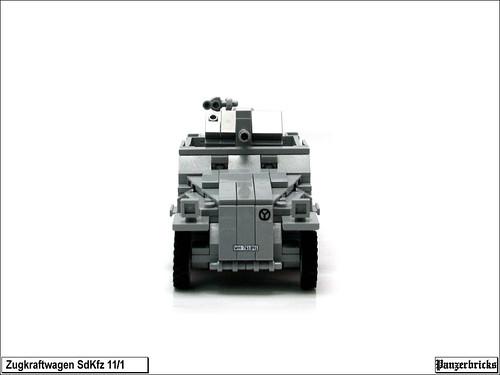 SdKfz 11/1 de Panzerbricks